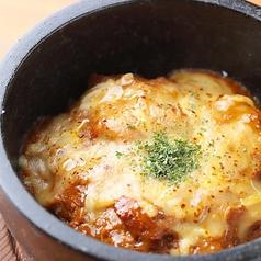 石焼きチーズカレードリア
