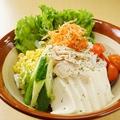 料理メニュー写真有田農場名物 すり鉢サラダ