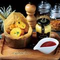 料理メニュー写真カスタマイズフライドポテト(北海道産きたあかりハーフカット)
