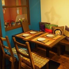 【テーブル4名様】飲み会や女子会にも、ママ友ランチにもおすすめです!