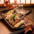 料理メニュー写真● 串焼き盛り合わせ(6本)