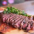 料理メニュー写真【肉バル居酒屋の絶品】熊本産のあか牛リブロース