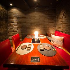 各テーブルには無煙ロースターが設置されていますので煙を気にせずお楽しみいただけます★