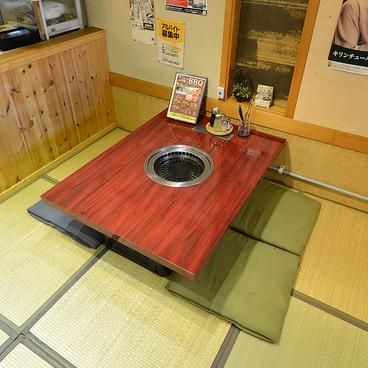 焼肉酒家 てっしん。 高崎本店の雰囲気1