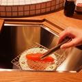 料理メニュー写真たらこ焼き