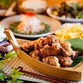 料理メニュー写真● 酒粕の塩鶏唐揚げ