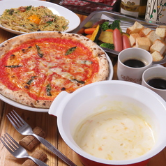 ピザ屋のチーズカフェ 入間市の写真