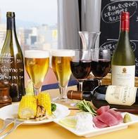 お客様の好みに合わせて最適なワインをご用意いたします
