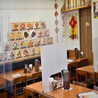 本格的な中華料理が地元で食べられる!