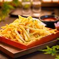 料理メニュー写真● フライドポテト~3種のお味添え~