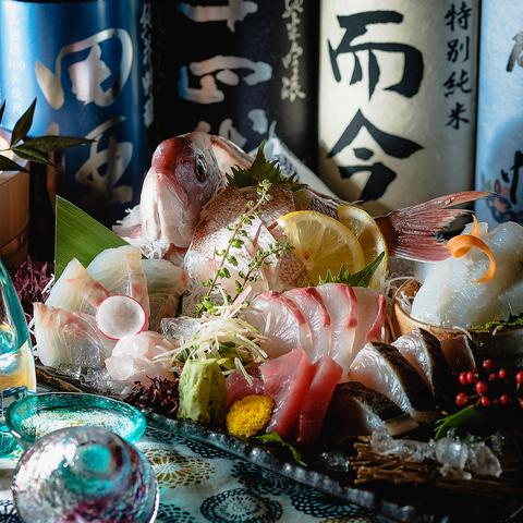 魚旬 浜松町店