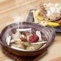 料理メニュー写真鶏薬膳塩鍋