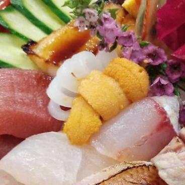 鮨乃悠家のおすすめ料理1