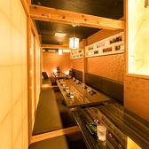 隠れ家個室居酒屋 囲邸 恵比寿店の雰囲気3