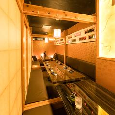 隠れ家個室居酒屋 囲邸 恵比寿店の雰囲気1