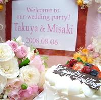 ケーキでお祝い!