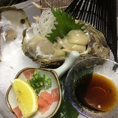 岩牡蠣 カキ酢