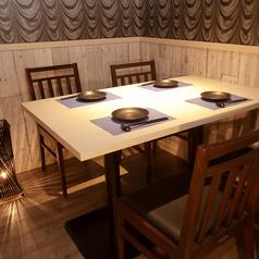 完全個室 2~12名様 ※系列店画像です