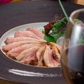 料理メニュー写真自家製鴨のロースト