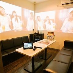 ■全1部屋■デュアルプロジェクタールーム■最大人数10名■DVD/Blu-ray使用可能