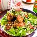 料理メニュー写真LU:RAN油淋鶏