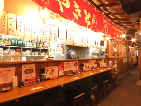 昭和にタイムスリップ!?ついつい立ち寄りたくなる昔ながらの雰囲気。