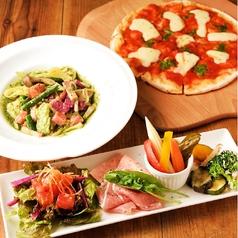 イタリアン カフェ ロコ italian Cafe LOKOのコース写真