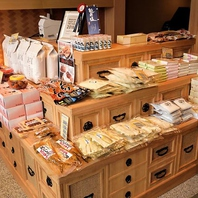 """福井の直販コーナーもあり、""""プチ観光""""気分も楽しめる"""