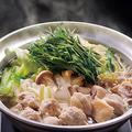 料理メニュー写真みつせ鶏の水炊き 1人前
