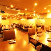 お肉で宴会 カルーナ 新宿西口店の雰囲気2