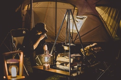 ノルベサ ビアガーデン BBQ THE CAMP powered by LOGOSの特集写真