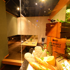 CHEESE STOCK 新宿東口店の雰囲気1