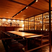 【HANARE-ハナレ】16名様VIPルーム重厚感と高級感をテーマに作られた完全個室。ワンランク上の飲み会や接待、相手を驚かせたい合コンなど様々なシーンでお使いください☆
