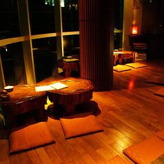 夜景が見えるお席は早めの予約がベストです☆立川 居酒屋 個室 女子会 飲み放題 誕生日 貸切
