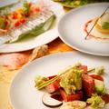 料理メニュー写真パーティープラン (30名様以上):コースプラン