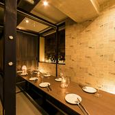 新宿での飲み会ならAnanasで♪おしゃれな店内で当店自慢の一品料理を御愉しみください!