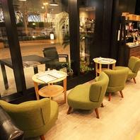 【武蔵浦和の雰囲気抜群カフェ】開放感のある広々空間