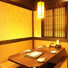半個室のBOXシートだから落ち着けます♪【北松戸/居酒屋/飲み放題/3時間/個室/誕生日】