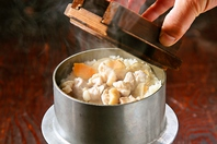 絶品の釜飯など単品料理◎