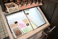 アイスクリームバーでデザートまでお楽しみいただけます◎