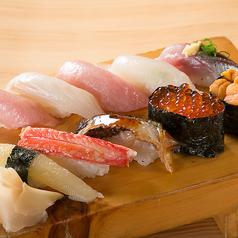 ぜいたく寿司10貫