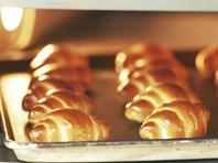 焼き立てのパンが食べ放題!