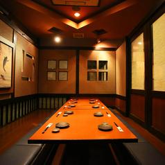 和食個室居酒屋 居心家 千葉店の雰囲気1