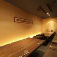◆F卓・掘り炬燵の完全個室。最大18名様までご利用可能です◆(12~18名様)