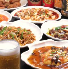 中華居酒屋 美味軒 広島駅新幹線口のコース写真