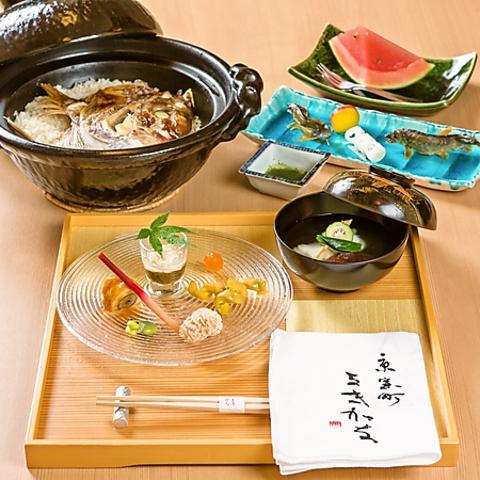 ≪お昼も可≫基本を大切にした京料理が自慢です。懐石コース6000円(税サ込)~