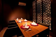 ご接待や会食の席に。VIPテーブル個室