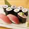 まぐろ三昧にぎり寿司