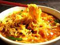料理メニュー写真五目辛し酢入スープ麺/タンタン麺/五目入りそば