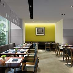 NYグリル&ブッフェ フィオーレ コートヤード マリオット銀座東武ホテルの雰囲気1